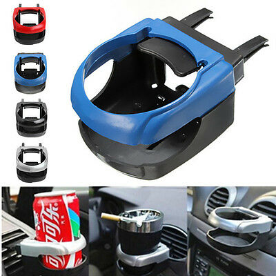 Vehicle Car Accessorie Water Bottle Can Drink Cup Holder Stand Kit Clip 4 Color