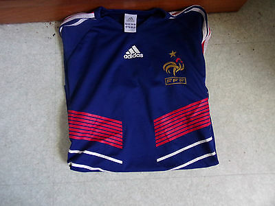 Maillot Foot France 2010 Taille M