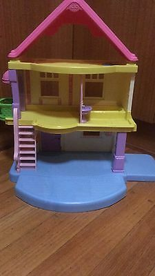 Fisher Price Little People My First Dollhouse - Carnegie 3163