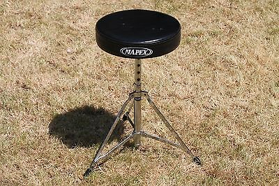 Mapex Height Adjustable Drum Stool Throne
