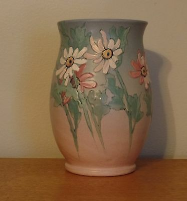 Weller Hand Thrown Hudson With Daisies S. Timberlake MINT!