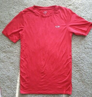C9 BY CHAMPION Red Youth Fitness/Athletic Shirt Size XL (14/16?) Good Condition