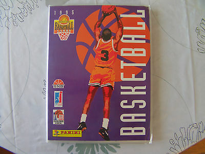 """album panini Official Basketball cards 1995 """" comme neuf !!! """""""
