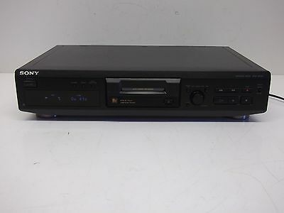 Sony MDS-JE330 Mini Disc Player & Recorder