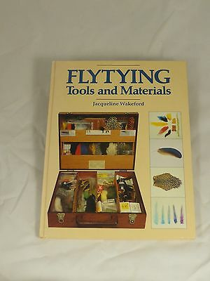 Fly Tying Tools and Materials by Jacqueline Wakeford