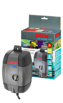 EHEIM Air Pump 100 - 200 - 400 Aquarium Luftpumpe, regelbare Membranpumpe Filter