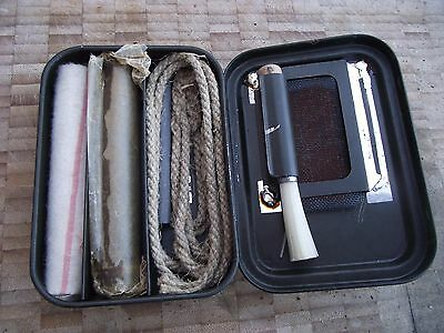 Vintage WW2 Equipment Cleaning Tin