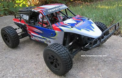 RC Electric Trophy Truck Baja Style 2.4G 4WD 1/10 Scale 20194