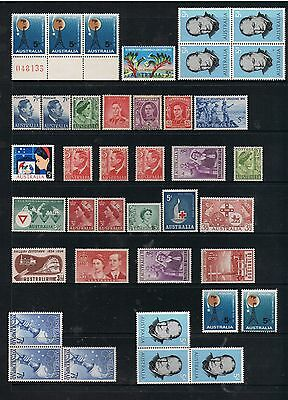 Selection Of Mint Pre-Decinal Stamps.