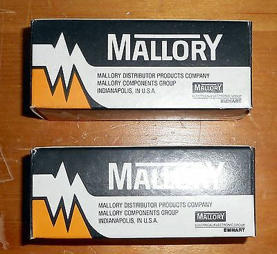 Mallory Wire Wound Potentiometers (Pot'S) Vw25: 25 Ohm 5 Watts, Nos