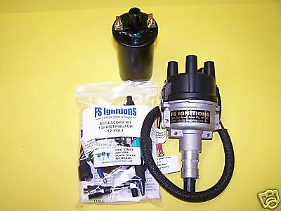 Model A Ford Distributor Centrifugal Advance Electronic Ignition