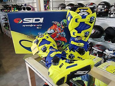 Sidi Crossfire 3 Tc222 Limited Edition Tony Cairoli