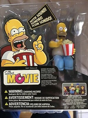 Mcfarland Movie Mayhem With Sound Home -the Simpsons