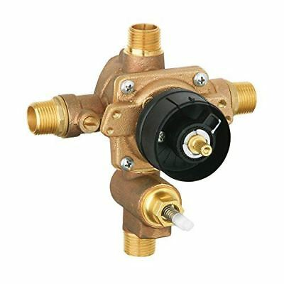 Grohe 35016000 Grohsafe Pressure Balance Rough-In Valve with Built-In Diverter a
