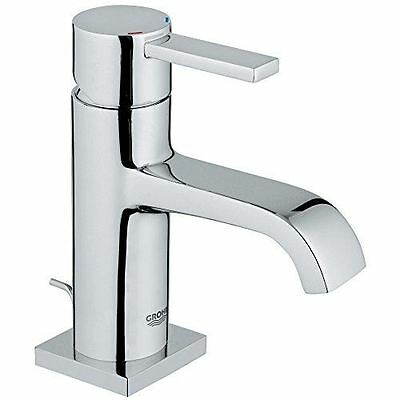 Grohe 23077000 Allure Low Spout Lavatory Centerset, Chrome