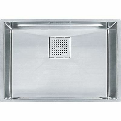 Franke PKX11025 Peak 25-Inch Single Bowl Undermount