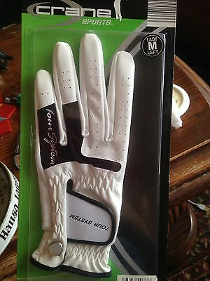 Women's Golf Glove, Brand New Still In Packet Size M Left,