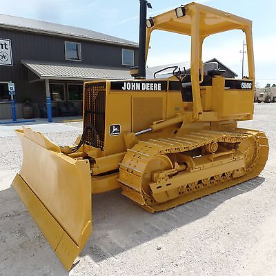 1998 Dozer John Deere 650G Series IV dozer Good shape!! LOW HOURS!!  Video!!!