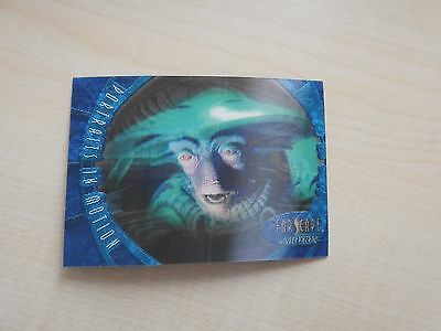 "Farscape ""In Motion"" Portraits in Motion P7 Pilot Lenticular card"