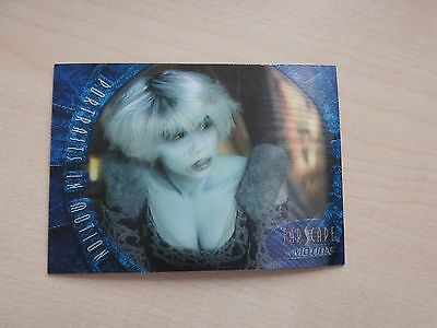 "Farscape ""In Motion"" Portraits in Motion P5 Chianna Lenticular card"