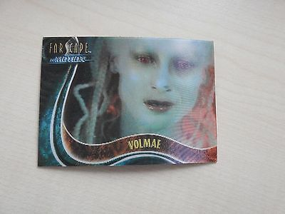 "Farscape ""In Motion"" The Good, The Bad & The Ugly U18 Volmae Lenticular card"