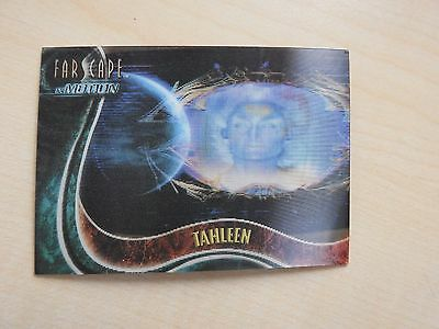"Farscape ""In Motion"" The Good, The Bad & The Ugly U15 Tahleen Lenticular card"