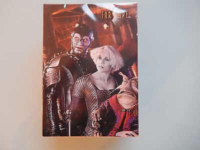 Farscape Season Two Basic set of 72 cards