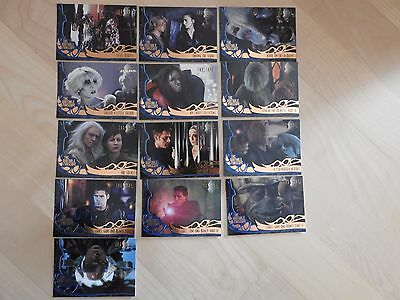 Farscape Season Two lot of 13 The Quotable Farscape cards