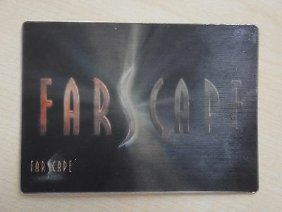 Farscape Season One Farscape in Motion Lenticular Card