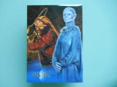 Farscape Season One complete Base set of 72 cards