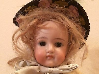 "Antique Kestner Pouty doll 20"" - way low price"