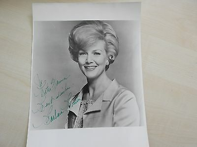 Barbara Britton autograph original signed very rare
