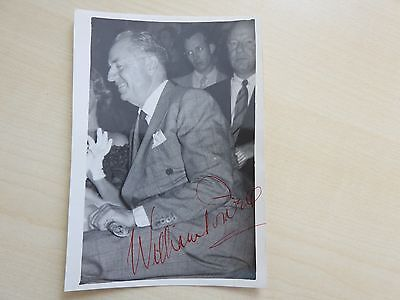 William Powell autograph original signed Thin man  extremely rare
