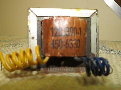 Inductor- Filter Choke- 15 Henries 400 Ohms .075 Amperes