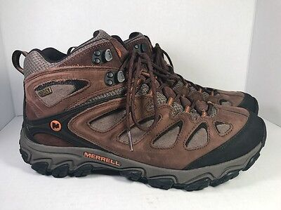 Merrell Men's Pulsate Mid Waterproof Hiking Boots J24749 Size: 11