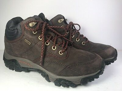Merrell Men's Moab Rover Mid Waterproof Hiking Shoes J21279 Size: 14