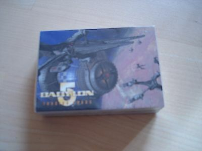Babylon 5 Season Two complete Basic set of 60 cards