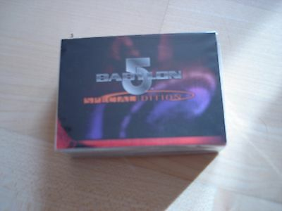 Babylon 5 Special Edtion complete Set of 72 Cards
