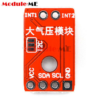 MPL3115A2 IIC I2C Intelligent Temperature Pressure Altitude Sensor For Arduino M