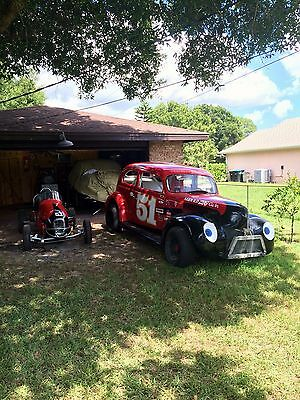 1940 Ford Other  1940 Ford stock car and midget