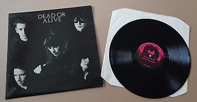 """VINYL 12"""" SINGLE DEAD OR ALIVE It's been hours now A2/B1 BE1"""