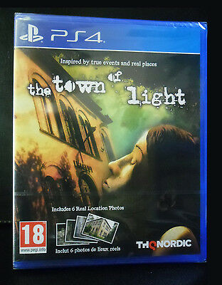 The Town Of Light - Sony Ps4 - Nuovo