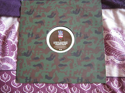 Various. Weapons Of Mass Creation Sampler 2. (Hospital Records) Rare 12 Inch.