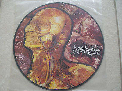 PATHOLOGIST-Putrefactive & Cadaverous odes about Necrotism-PICTURE DISC CARCASS