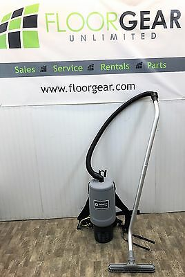 Reconditioned Advance Adgility 10XP Back Pack Vacuum