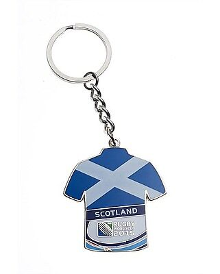 Scotland Rugby World Cup 2015 Keyring
