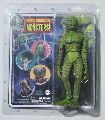 Creature From the Black Lagoon 8 Inch Action Figure EMCE Toys Universal Monsters