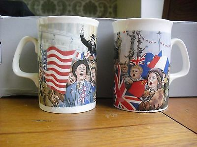50Th Anniversary Of Ve Day Victory In Europe 1995 Mug 2 Available