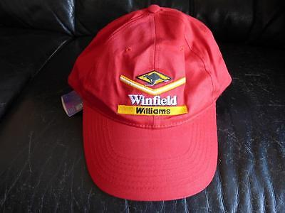 New Classic Winfield Williams Formula 1 F1 Baseball cap hat. BNWT