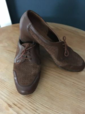 Vintage Ladies Church Shoes 80 E Uk 6